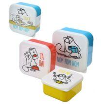 Simon's Cat uzsonnás doboz