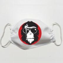 Gangsert majom szájmaszk
