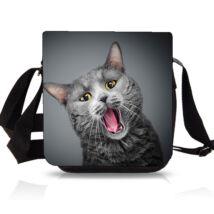 Cicás oldaltáska - Brit macska