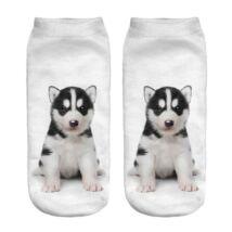 Husky zokni 2
