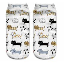 Cicás zokni 3