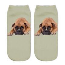 Boxer zokni