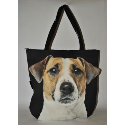 3D Jack Russell-terrier mintás táska