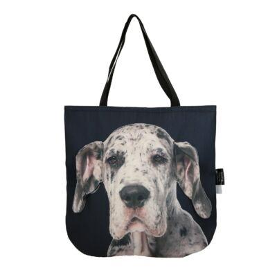 3D Német Dog mintás táska