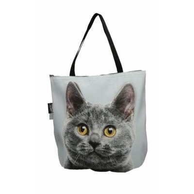 3D Charteux macskás táska