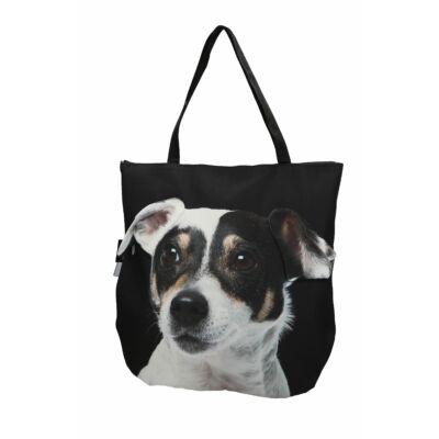 3D Jack Russell-terrier mintás táska 2