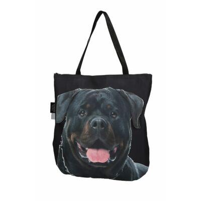3D Rottweiler mintás táska 2