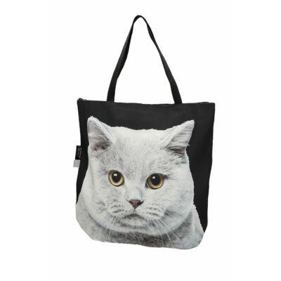 3D Brit rövidszőrű macskás táska 2