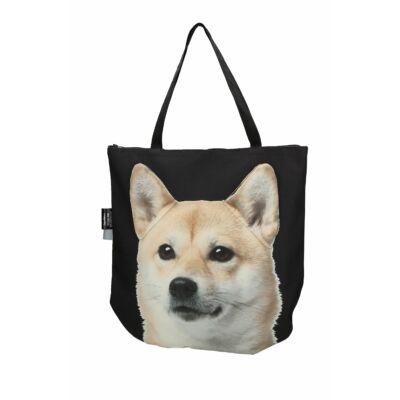 3D Akita Inu mintás táska