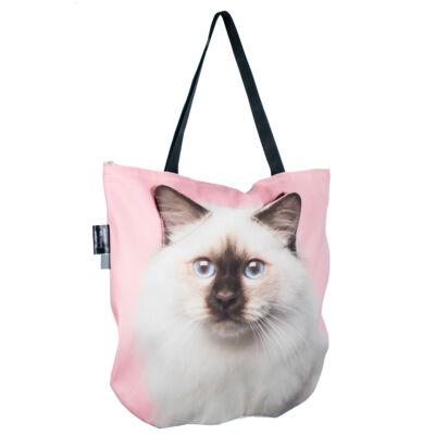 3D Burma macskás táska