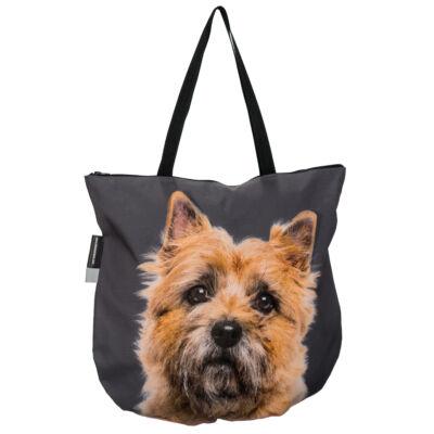 3D Cairn Terrier mintás táska