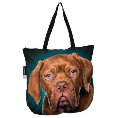 3D Bordeaux-i dog táska - puppy 2