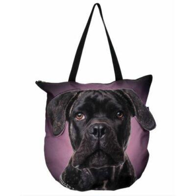 3D Cane Corso mintás táska - puppy