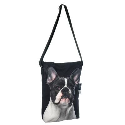 Francia Bulldog oldaltáska 3