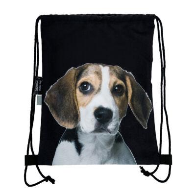 Beagle mintás hátizsák