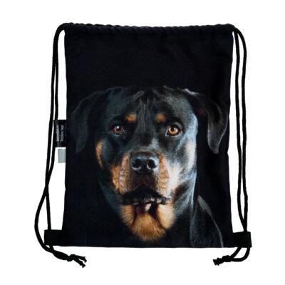 Rottweiler mintás hátizsák