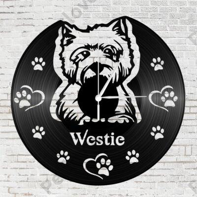 Westie falióra 2