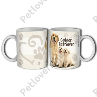 Golden Retriever​ bögre