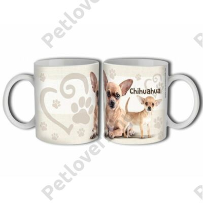 Chihuahua bögre
