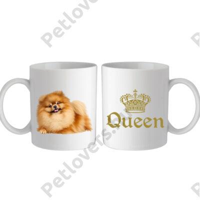 Spizt bögre - Queen
