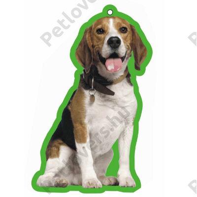 Beagle autóillatosító