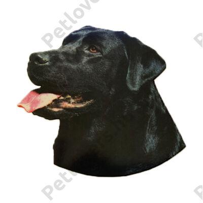 Labrador matrica - fekete