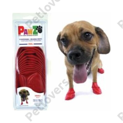 Pawz Bio gumicipő - S piros