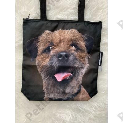 Border Terrier mintás táska