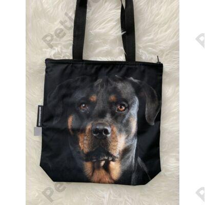 Rottweiler mintás táska