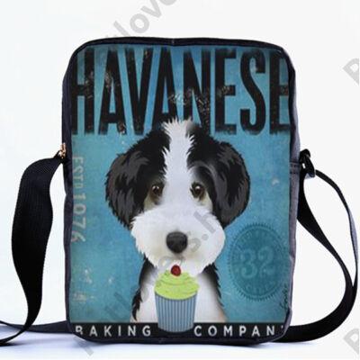 Havanese oldaltáska 2