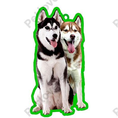 Husky autóillatosító - duo