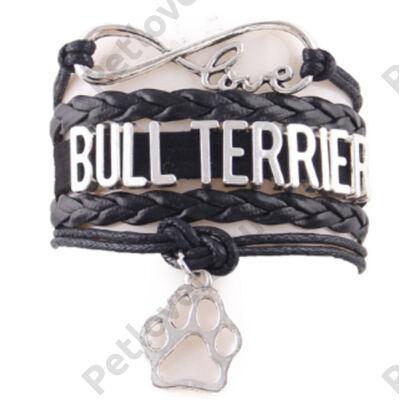 Bullterrier karkötő