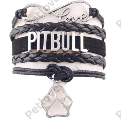 Pitbull karkötő