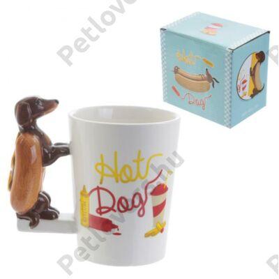 Tacskó bögre - Hot Dog
