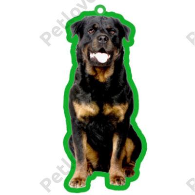 Rottweiler autóillatosító