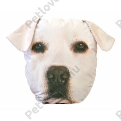 3D Labrador párna