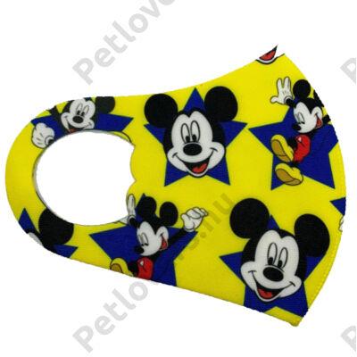 Mickey gyerek szájmaszk