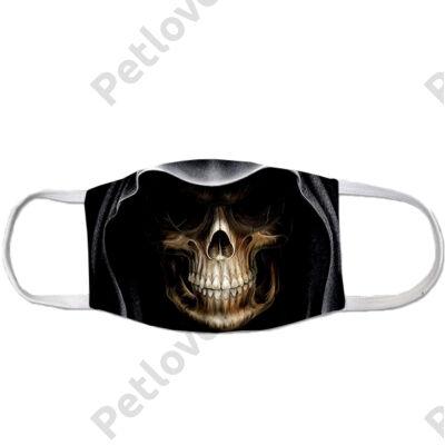 Skull mintás szájmaszk