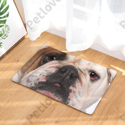 Bulldogos szőnyeg