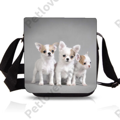 Chihuahua oldaltáska - puppy