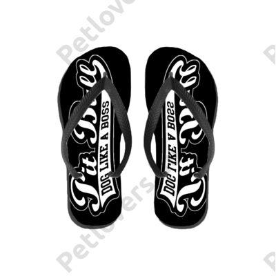 Pitbull papucs (flip flop)