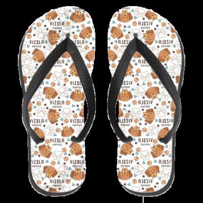 Vizsla papucs (flip flop)