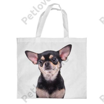 Chihuahua bevásárló táska