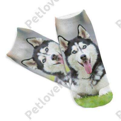 Husky zokni 3