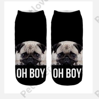 Mopsz zokni 2