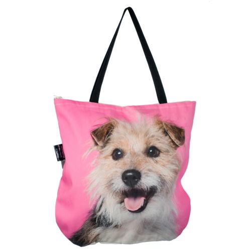 3D Parson Russell Terrier mintás táska