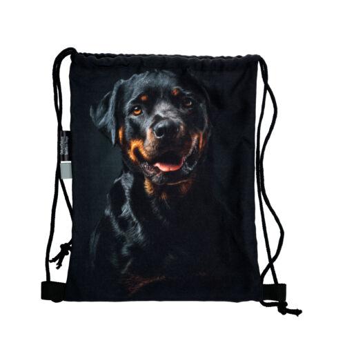 Rottweiler mintás hátizsák 2
