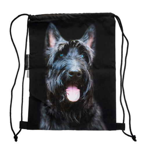 Skót Terrier mintás hátizsák
