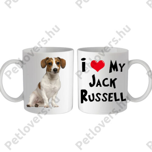 Jack Russell bögre 2