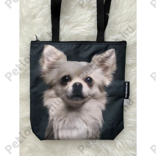 Chihuahua mintás táska